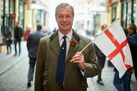 Flag Of Cameron In Pics Farage And Ukip Mayoral Candidate Whittle Celebrate St