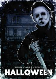 michael myers halloween poster by liquid venom on deviantart
