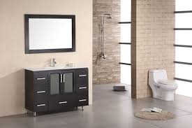 contemporary half bathroom ideas majesty dark brown finish bathroom contemporary half bathroom ideas majesty dark brown finish varnished wooden vanity cabinet white macerino