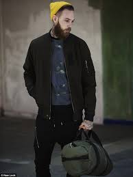 new look take after john lewis and enlist bearded model daily