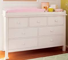 Pottery Barn Changing Table Wooden Changing Table Kendall Wide Pottery Barn