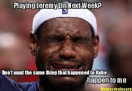 Jeremy Lin Meme - meme creator playing jeremy lin next week don t want the same