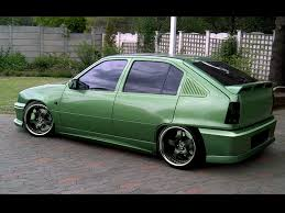 opel kadett tuning by matu07 on deviantart