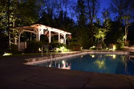 pergola design magnificent outside standing lights outdoor house