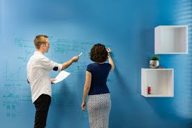 transforming offices magnetic whiteboard paint smarter surfaces