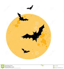bats halloween vector illustration stock photo image 33510950