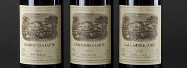 second wine growths second wines see slump wine news features