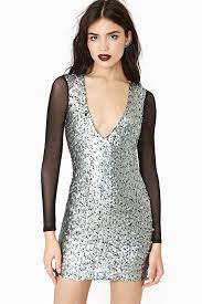 new years dreas metallic dresses to wear