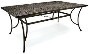 outdoor rectangular dining table rectangular patio tables metal rectangular patio dining table cast