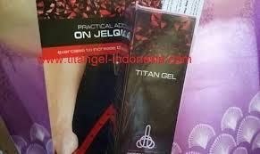 titan gel original terpercaya 100 buatan rusia bukan usa titan