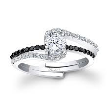 diamond wedding ring sets for best 25 black diamond wedding sets ideas on black