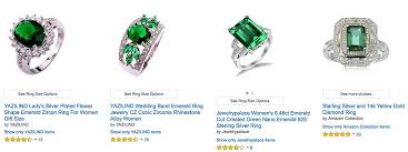 flower emerald rings images Brazilian emerald ring featured world of emerald rings jpg