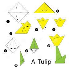 cara membuat bunga dari lipatan kertas cara membuat bunga origami dari kertas belirumahminimalis com