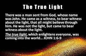 jesus the true light of christmas loving the word with the
