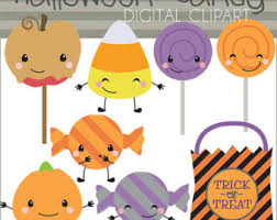 halloween clipart creation kit pumpkin halloween clipart halloween doodles personal and limited