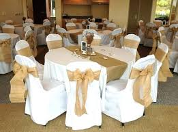 chair sashes wedding table runners for sale rustic wedding with burlap chair sashes and