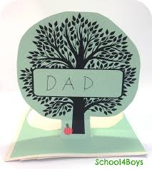 the giving tree dinner make pop up table cards and invitations