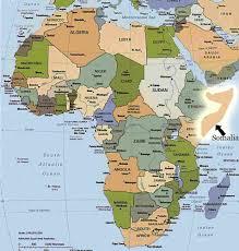 Egypt Africa Map by Maps Pragmora