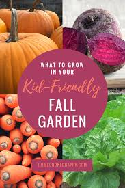 what to grow in your kid friendly fall garden home cooked happy