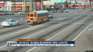 how many points for running a red light i team bay area bus drivers busted running red lights
