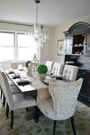 dining room table decor and the whole gorgeous dining dining room table decor ideas perfect five ways to decorate for the