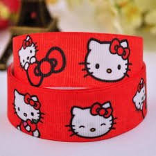 hello ribbon hello grosgrain ribbon 3 8 inch 9mm pink hello ribbon