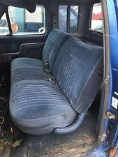 Bench Seat Truck Ford Bench Seat Ebay