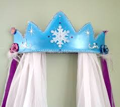 Frozen Canopy Bed Seashell Crown Canopy Mermaid Princess Bed By Thefairypaintbox