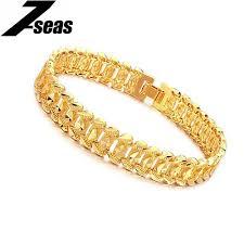 classic link bracelet images 7seas luxury jewelry hot sell classic vintage gold color bracelet jpg