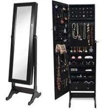 jewlery armoire mirror cheval jewelry armoire mirror