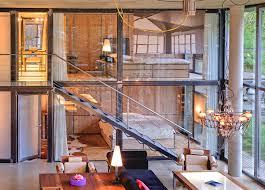 luxury manhattan loft style chalet in the heart of switzerland