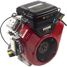 briggs u0026 stratton vanguard v twin horizontal engine with electric