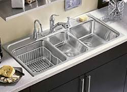 KOHLER Canada Kitchen Sinks Stainless Steel Care And Cleaning - Stainless steel kitchen sinks canada