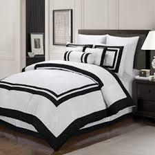 Queen Size Bed Comforter Set Bedroom Black And White Comforter Sets Black Bed Sets Queen