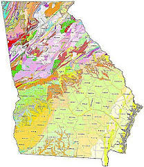 map us map geologic maps of the 50 united states