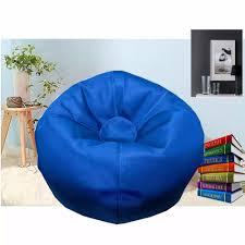Blue Saucer Chair Comfy Dorm Room Chairs Walmart Com Mainstays Plush Saucer Chair