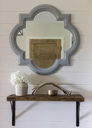 home dzine home diy make your own ornamental mirror