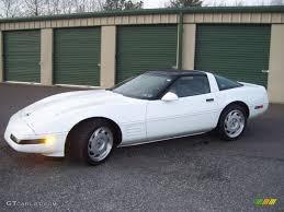 1991 corvette colors 1991 white chevrolet corvette coupe 73750586 gtcarlot com car