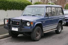 mitsubishi 1990 file 1990 mitsubishi pajero ng superwagon v6 wagon 2015 07 24