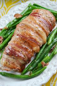 40 traditional thanksgiving dinner menu and recipes delish bacon wrapped pork tenderloin for easter dinner