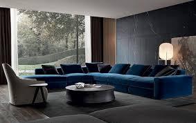 italienische design sofas canapé italien design idées pour le salon par les top marques
