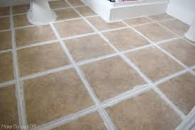 Grout Tile Refreshing Tile Grout Make Do And Diy