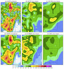 Colorado Weather Forecast Map by Esrl Psd A Look Back At The 2013 Colorado Floods How Skillful