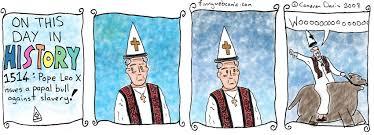 on this day in history on this day in history january 14 pope leo x funny web comic