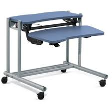 Anthro Sit Stand Desk Anthro Fit Adjusta Manual Sit Stand Desk For The Home Pinterest