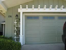 Diy Trellis Arbor Garage Doors Remarkable Pergola Over Garager Picture Concept