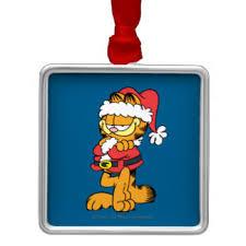 garfield ornaments keepsake ornaments zazzle