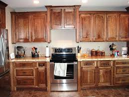 rustic hickory kitchen cabinets hickory kitchen cabinet doors rustic hickory kitchen cabinet doors