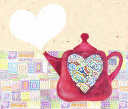hearts and kitchen collection kitchen collection stock photography image 20774392