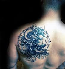 100 ram tattoo designs for men bighorn sheep ink ideas